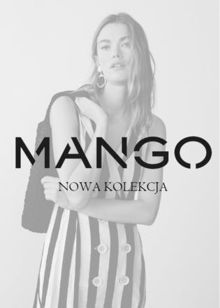 Gazetka promocyjna Mango, ważna od 14.03.2019 do 30.04.2019.