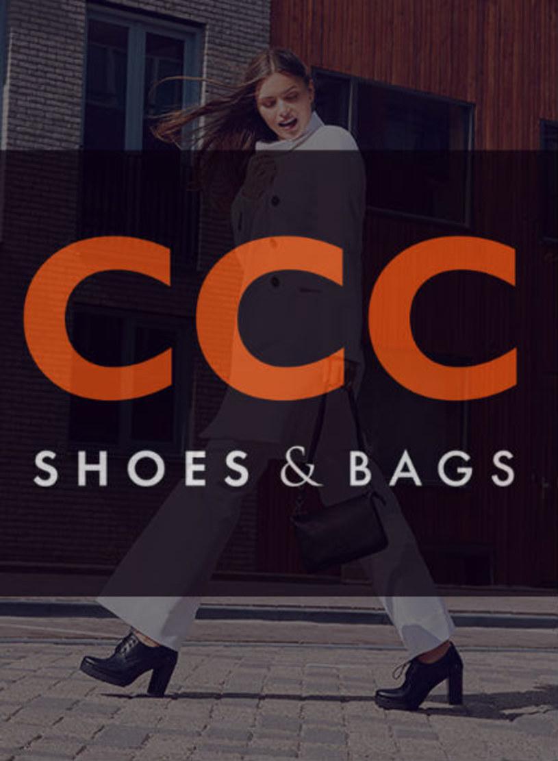 Gazetka promocyjna CCC - ważna od 14. 03. 2019 do 30. 04. 2019