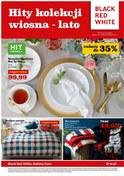 Gazetka promocyjna Black Red White - Hity kolekcji wiosna-lato - ważna do 28-03-2019