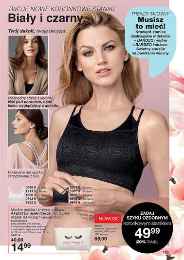 Gazetka promocyjna Avon, ważna od 21.03.2019 do 10.04.2019.