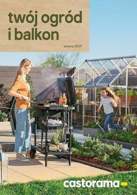 Gazetka promocyjna Castorama - Twój ogród i balkon