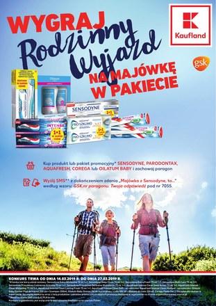 Gazetka promocyjna Kaufland, ważna od 14.03.2019 do 27.03.2019.
