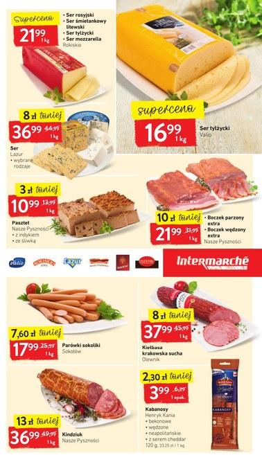 Gazetka promocyjna Intermarche Super, ważna od 19.03.2019 do 25.03.2019.