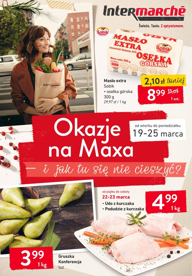 Intermarche Super: 3 gazetki