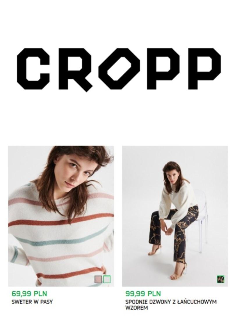 Cropp Town: 1 gazetka