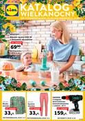 Gazetka promocyjna Lidl - Katalog Wielkanocny - ważna do 31-03-2019
