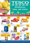 Gazetka promocyjna Tesco Hipermarket - Wielkanoc taka, jak lubisz - ważna do 27-03-2019