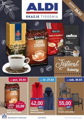 Gazetka promocyjna Aldi - Festiwal kawy