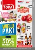 Gazetka promocyjna Topaz - Gazetka promocyjna - ważna do 27-03-2019