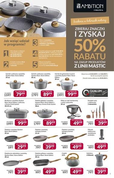Gazetka promocyjna Stokrotka, ważna od 21.03.2019 do 27.03.2019.