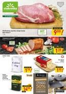 Gazetka promocyjna - supermarket