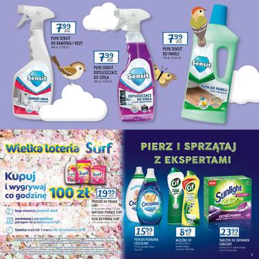 Gazetka promocyjna Stokrotka, ważna od 21.03.2019 do 03.04.2019.