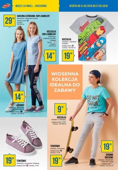 Gazetka promocyjna Pepco, ważna od 21.03.2019 do 27.03.2019.