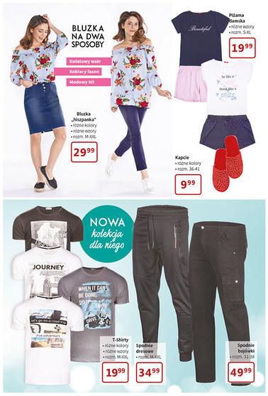Gazetka promocyjna Textil Market, ważna od 20.03.2019 do 02.04.2019.