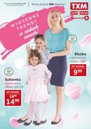 Gazetka promocyjna Textil Market - Wiosenne Trendy