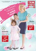 Gazetka promocyjna Textil Market - Wiosenne Trendy - ważna do 02-04-2019