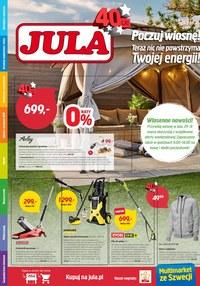 7fc47d339c405 Gazetka promocyjna Jula - Poczuj wiosnę! - ważna do 07-04-2019