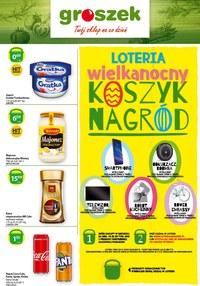 Gazetka promocyjna Groszek  - Gazetka promocyjna - ważna do 02-04-2019