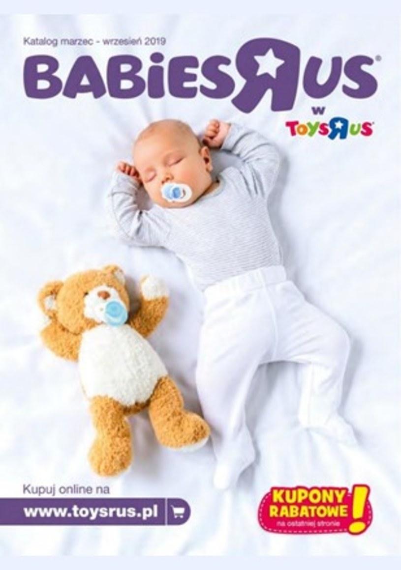 """Gazetka promocyjna Toys""""R""""Us - ważna od 15. 03. 2019 do 30. 09. 2019"""