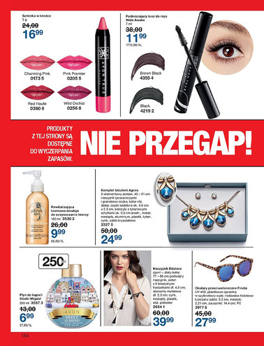 Gazetka promocyjna Avon, ważna od 11.04.2019 do 01.05.2019.