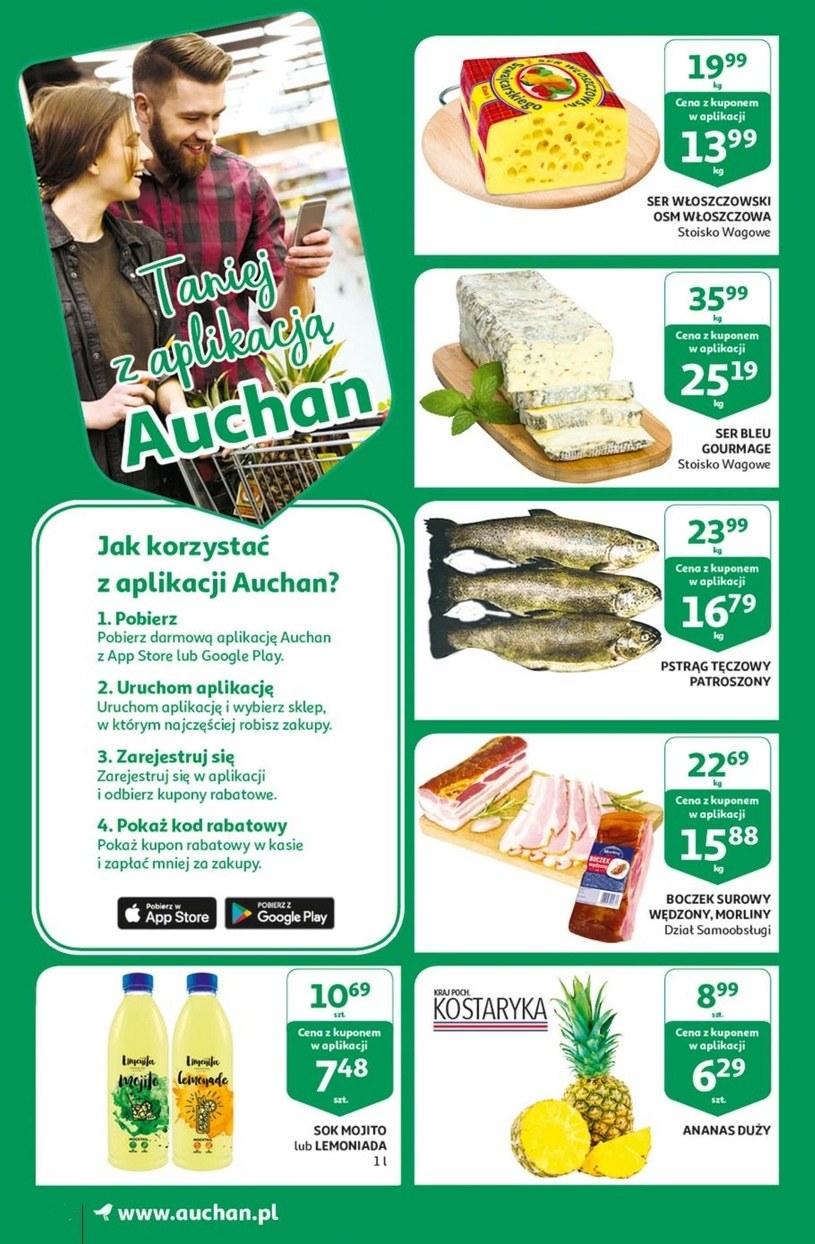 Gazetka promocyjna Auchan - ważna od 21. 03. 2019 do 31. 03. 2019