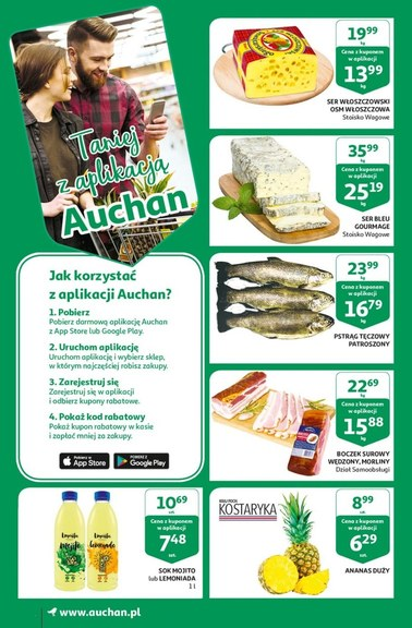 Gazetka promocyjna Auchan, ważna od 21.03.2019 do 31.03.2019.
