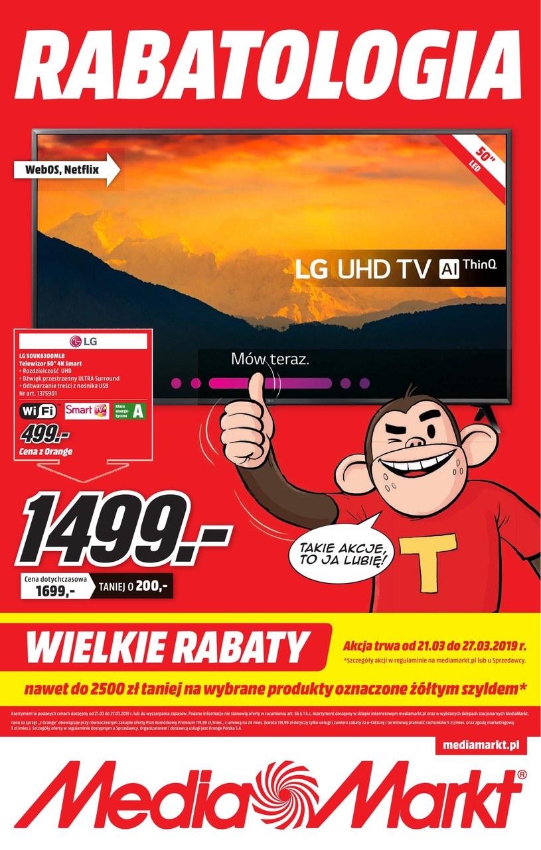 Media Markt: 2 gazetki