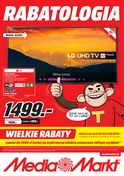 Gazetka promocyjna Media Markt - Rabatologia - ważna do 27-03-2019