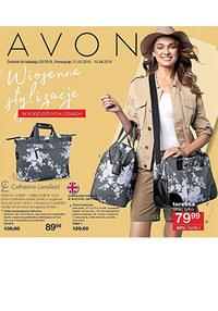 Gazetka promocyjna Avon - Wiosenne stylizacje - ważna do 10-04-2019