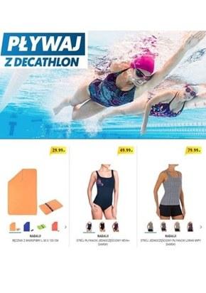 Pływaj z Decathlon