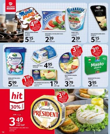 Gazetka promocyjna Selgros Cash&Carry, ważna od 28.03.2019 do 10.04.2019.