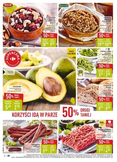 Gazetka promocyjna Carrefour, ważna od 26.03.2019 do 06.04.2019.