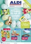 Gazetka promocyjna Aldi - Przepis na święta! - ważna do 06-04-2019