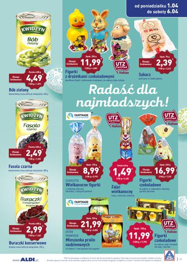 Gazetka promocyjna Aldi, ważna od 01.04.2019 do 06.04.2019.