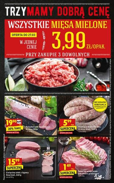 Gazetka promocyjna Biedronka, ważna od 25.03.2019 do 31.03.2019.