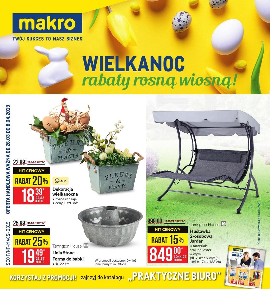 3714b876718214 Gazetka Promocyjna Makro Cash&Carry - Promocyjni.pl - oferta do 2019 ...