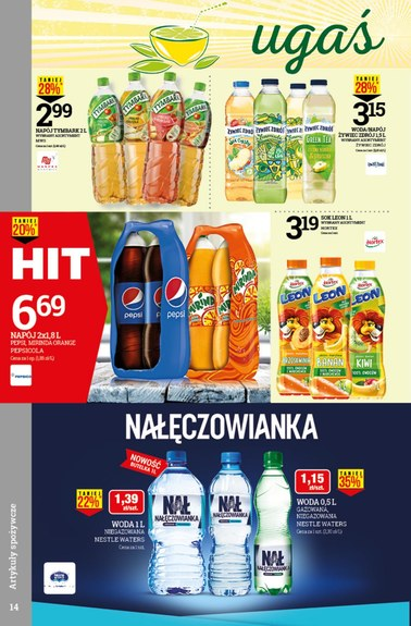 Gazetka promocyjna Topaz, ważna od 28.03.2019 do 03.04.2019.