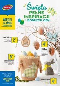Gazetka promocyjna Pepco - Święta pełne inspiracji  - ważna do 10-04-2019