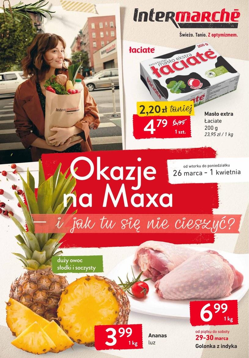Intermarche Super: 3 gazetki