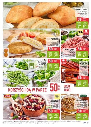 Gazetka promocyjna Rast, ważna od 26.03.2019 do 06.04.2019.