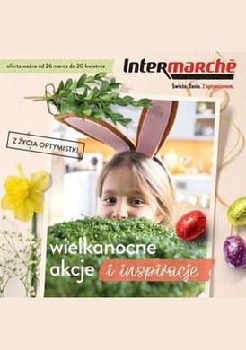 Gazetka promocyjna Intermarche Super - Wielkanocne akcje i inspiracje