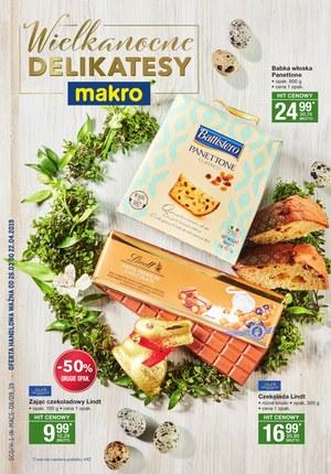 Gazetka promocyjna Makro Cash&Carry - Wielkanocne delikatesy