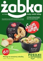 Gazetka promocyjna Żabka - Gazetka promocyjna  - ważna do 09-04-2019