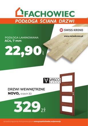 Gazetka promocyjna Fachowiec, ważna od 15.03.2019 do 30.04.2019.