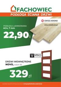 Gazetka promocyjna Fachowiec - Oferta handlowa - ważna do 30-04-2019