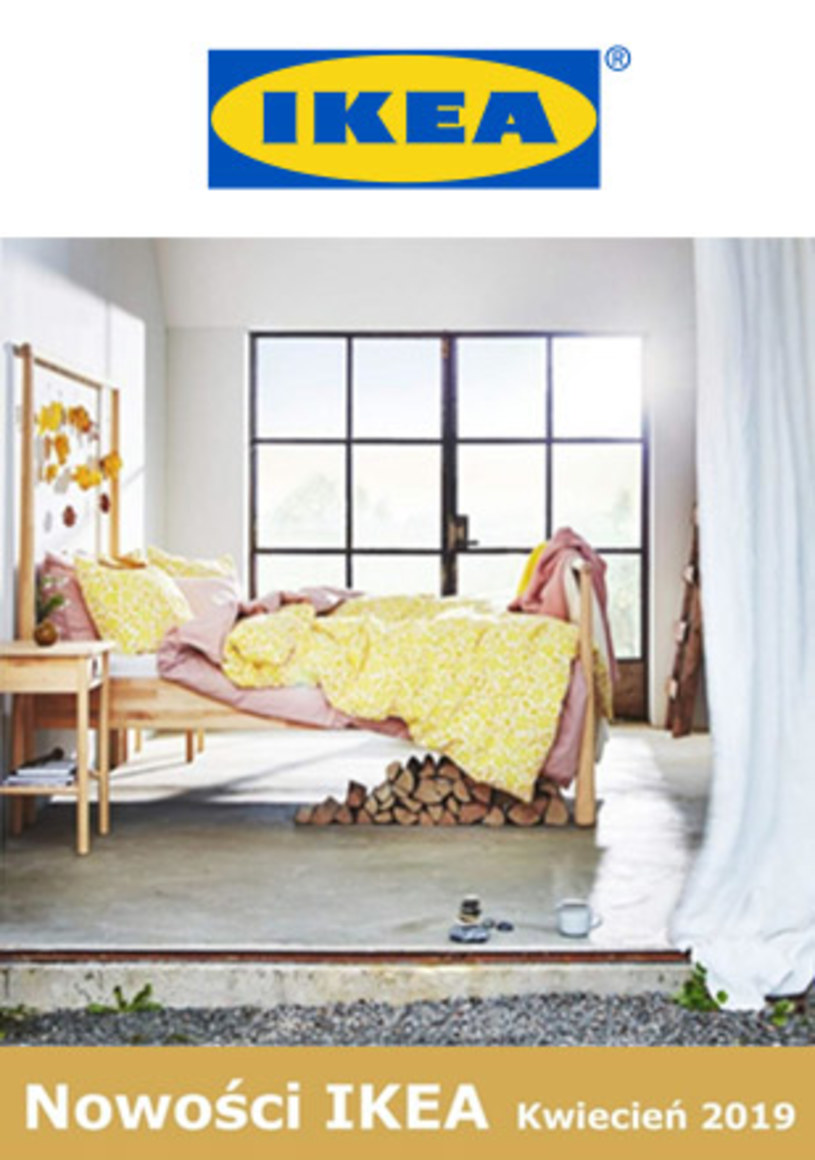 Gazetka promocyjna IKEA - ważna od 31. 03. 2019 do 30. 04. 2019