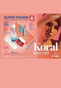 Gazetka promocyjna Super-Pharm - Koral kolor sezonu - ważna do 10-04-2019