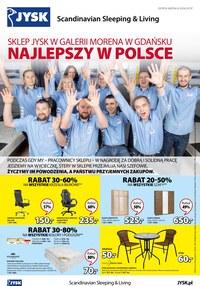 Gazetka promocyjna Jysk - Oferta specjalna - Gdańsk - ważna do 20-04-2019