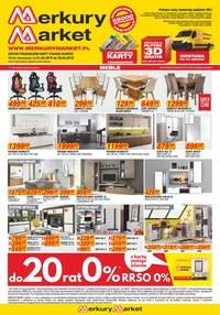 Gazetka promocyjna Merkury Market - Gazetka promocyjna - ważna do 30-04-2019