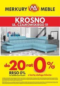 Gazetka promocyjna Merkury Market - Gazetka promocyjna - Krosno - ważna do 30-04-2019